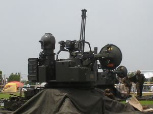 対空機関砲VADS