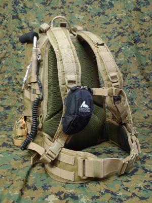 Bug-out Bag 非常持ち出し袋 RESCUER TAD Ⅱ