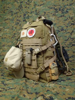Bug-out Bag バグアウトバッグ