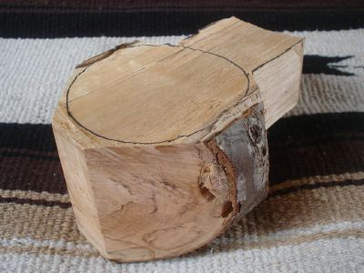 wooden cup making