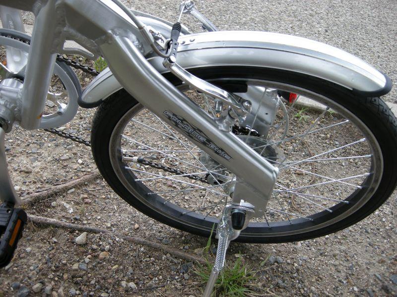 自転車の 自転車 固定台 : ... ブログ:折りたたみ自転車購入