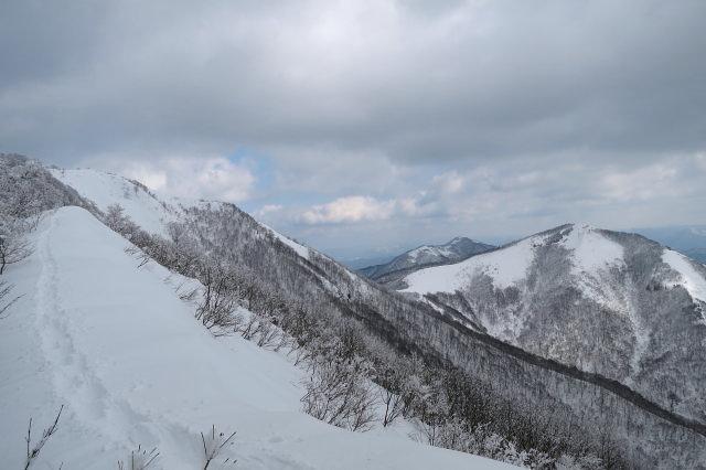 上蒜山冬季