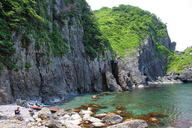 兵庫県居組の海