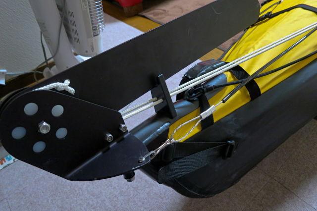 アリュート430Tラダー