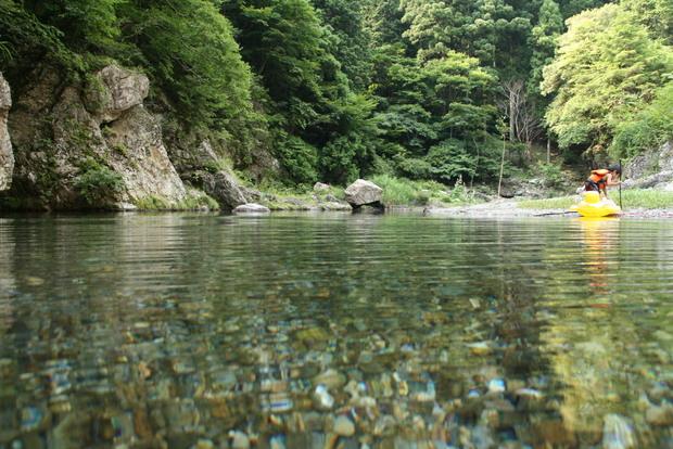 奈良川遊び