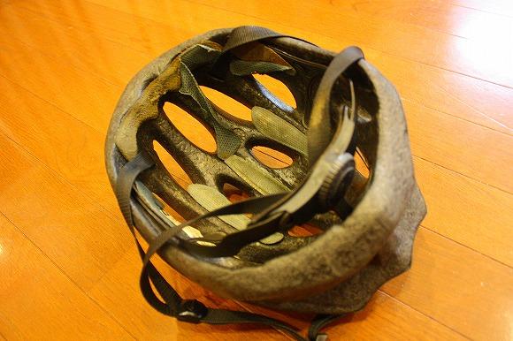 ... 自転車通勤用ヘルメット♪