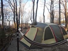 春休みだし那須どうぶつ王国に、宿泊はキャンプアンドキャビンズ。