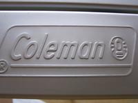 Coleman イージーロール2ステージテーブル6組み立て!