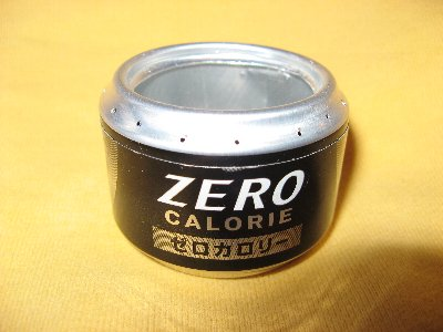 災害時に役立つアルミ缶非常用ランプの作り方 [防 …