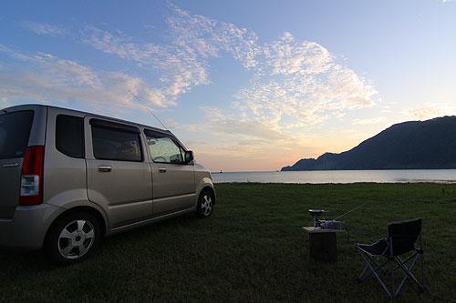兵庫県 気比の浜キャンプ場 の写真g18017