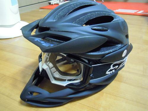 自転車の かっこいい自転車ヘルメット : チャリとクルマと釣りと遊びと